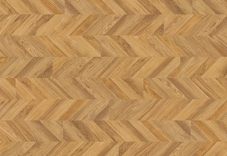 Expona Commercial - Golden Chevron Parquet 4111