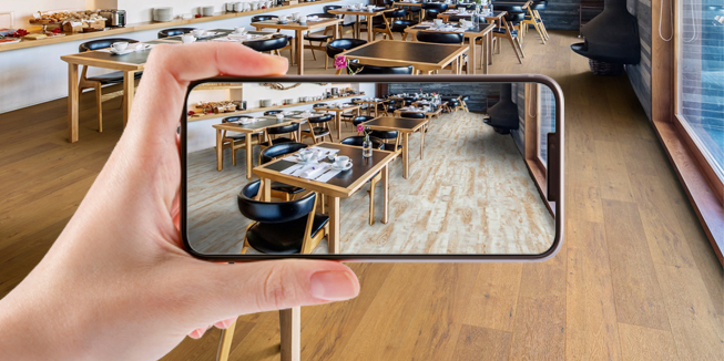 Polyflor Launches new Floor Visualiser - augmented reality tool.