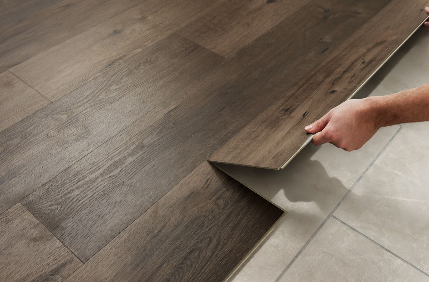 LVT vs. Hardwood Flooring. What's the difference?